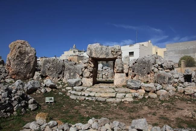 мегалиты Мальты