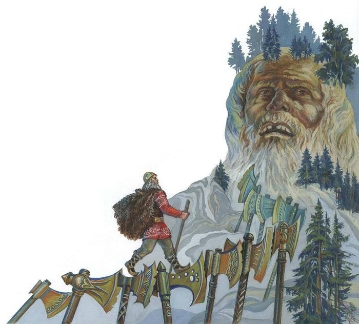 Карельский великан