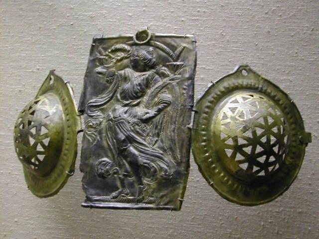 металлическая броня