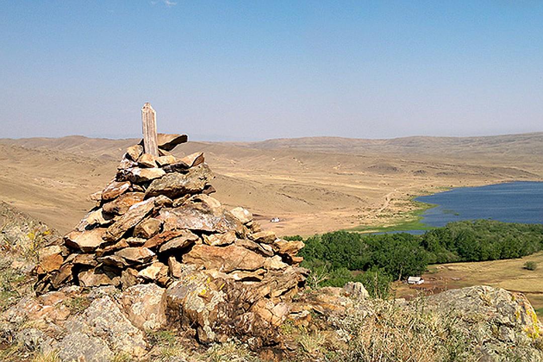 Тувинская Долина царей