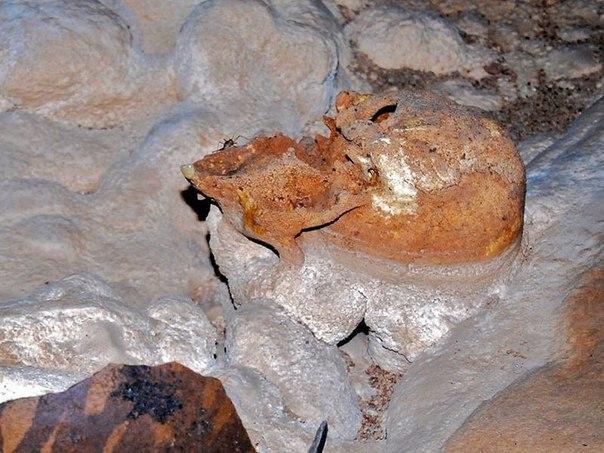 находки в пещере хрустальной девы