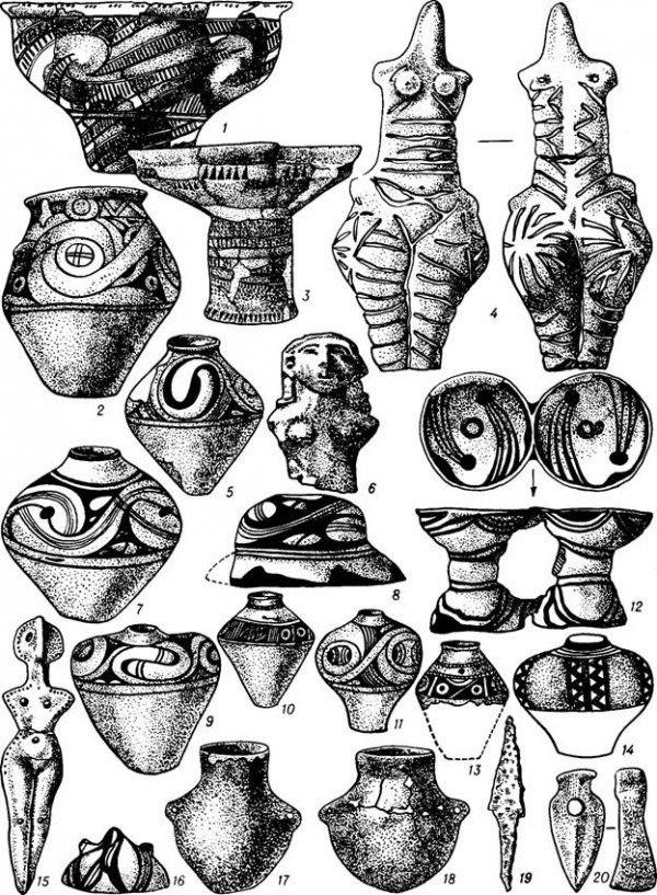 артефакты