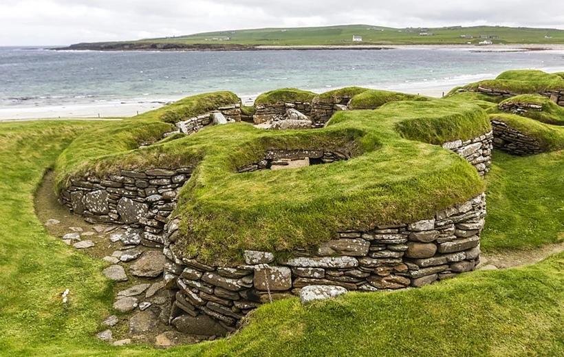 Древнее поселение эльфов