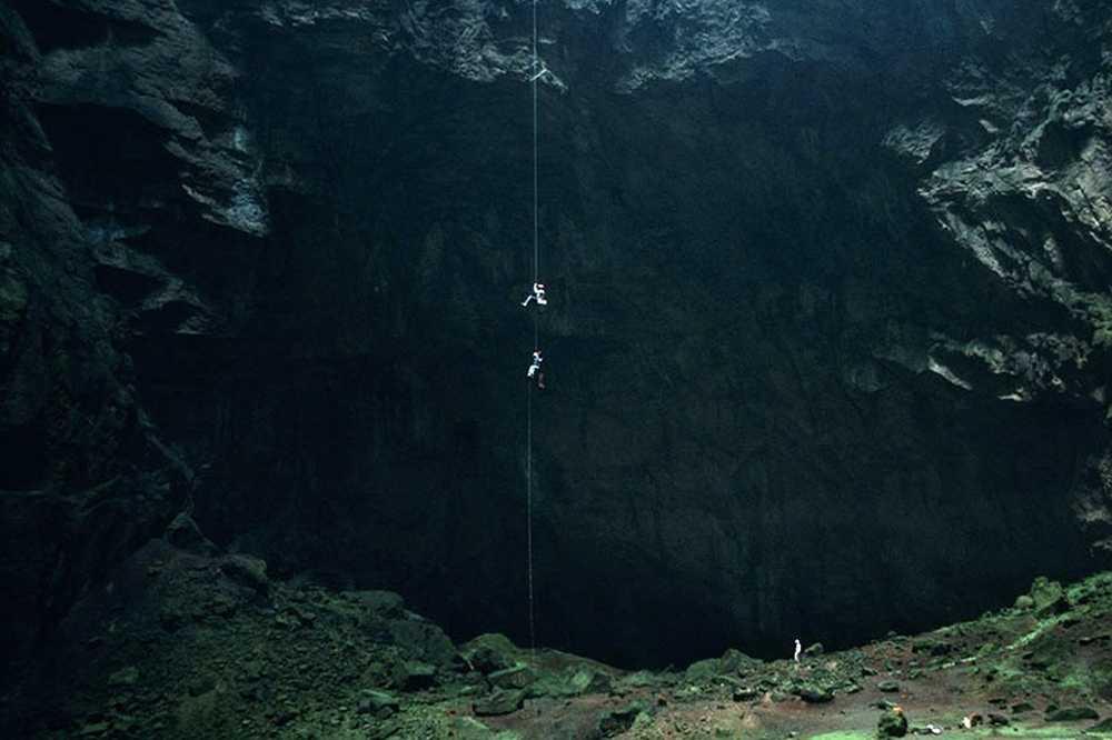 Пещера Крубера в Абхазии