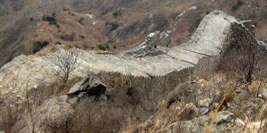 монгольская стена