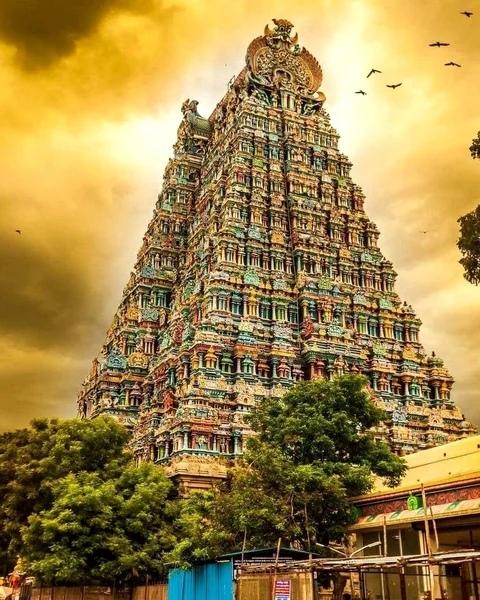 Индийский дворец