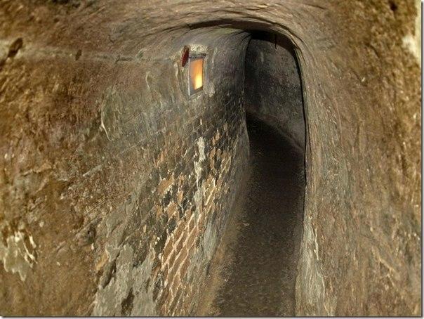 Антониевы пещеры