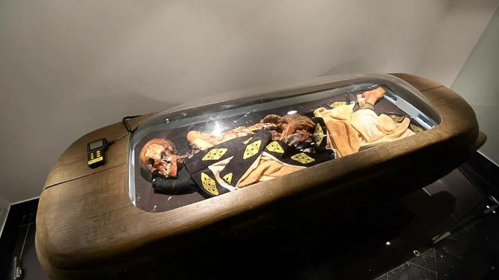 Алтайская мумия
