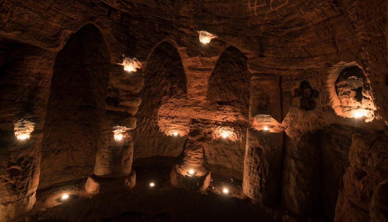 Пещера Кейнтон