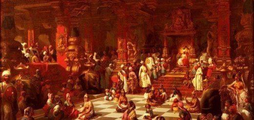 кровавые шахматы
