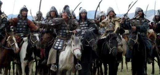 монголы армия