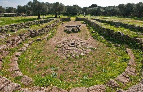 мегалиты на Сардинии
