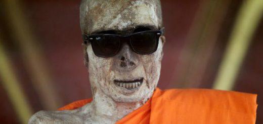 нетленный монах