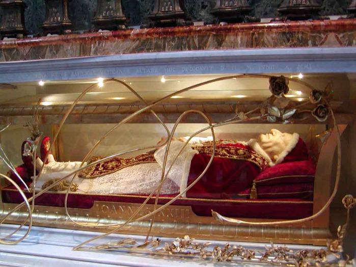 Блаженный Папа Иоанн XXIII (25 ноября 1881 – 3 июня 1963)