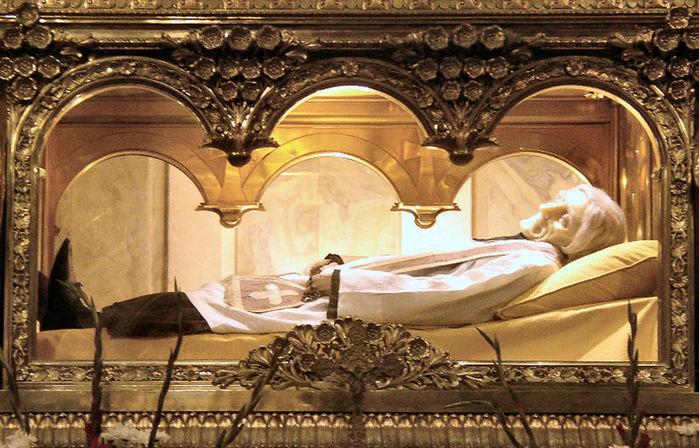 Святой Иоанн Вианней (8 мая 1786 - 4 августа 1859)