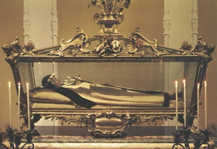 Святая Тереза Маргарита Пресвятого Сердца (1747-1770)