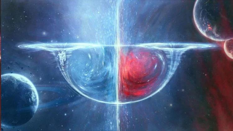 С помощью червоточин человечество сможет однажды преодолеть по-настоящему огромные расстояния