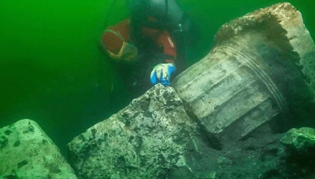 подводные назодки