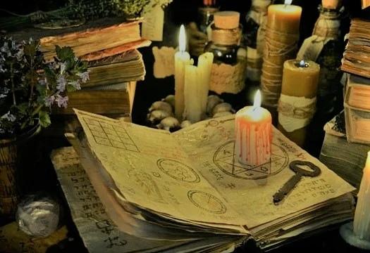 Волшебная книга Якова Брюса