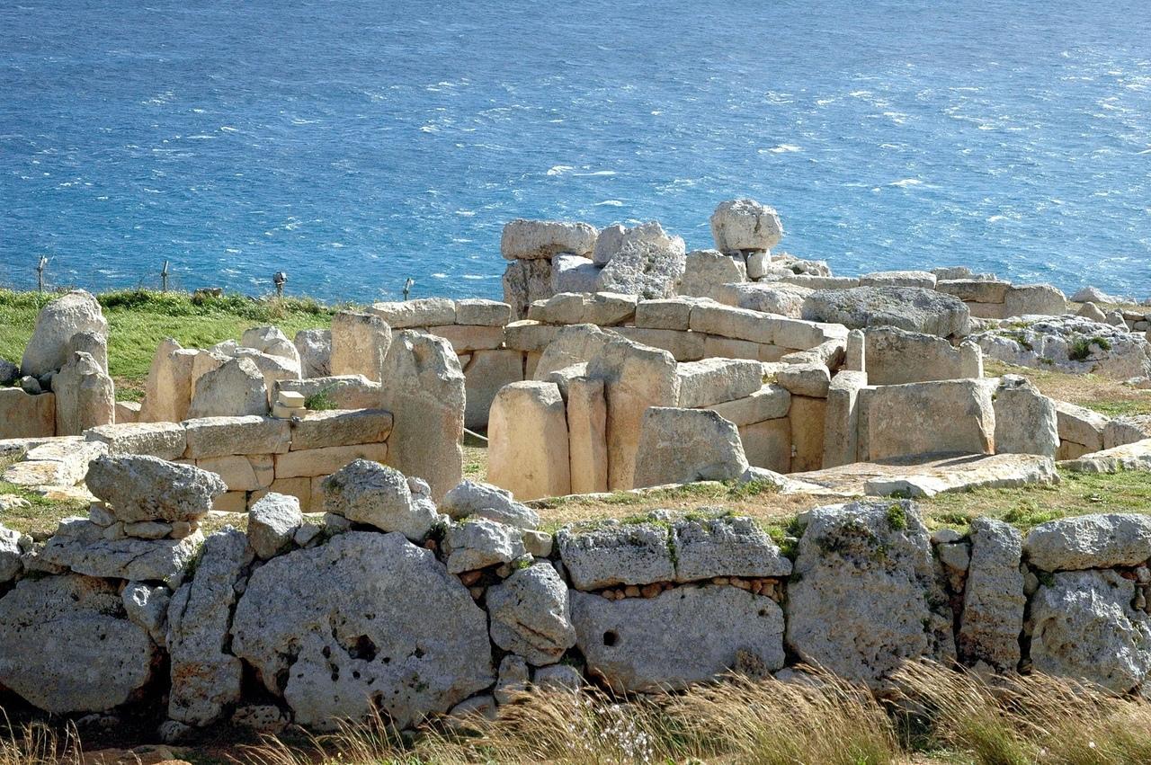 Мегалитический храм на Мальте