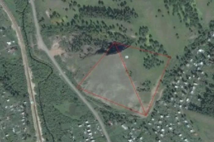 пирамиды в Красноярске