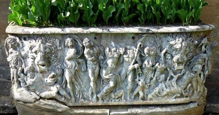 Бленхеймский саркофаг