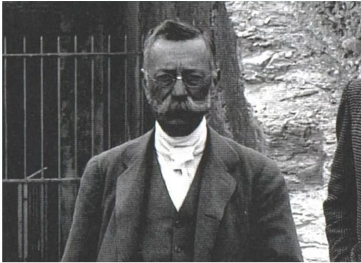 Теодор Дэвис