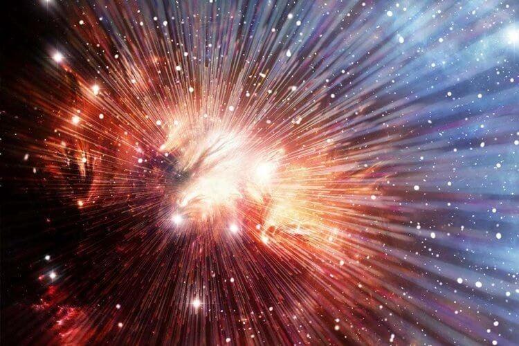 Возможно, Большой взрыв не породил темную материю