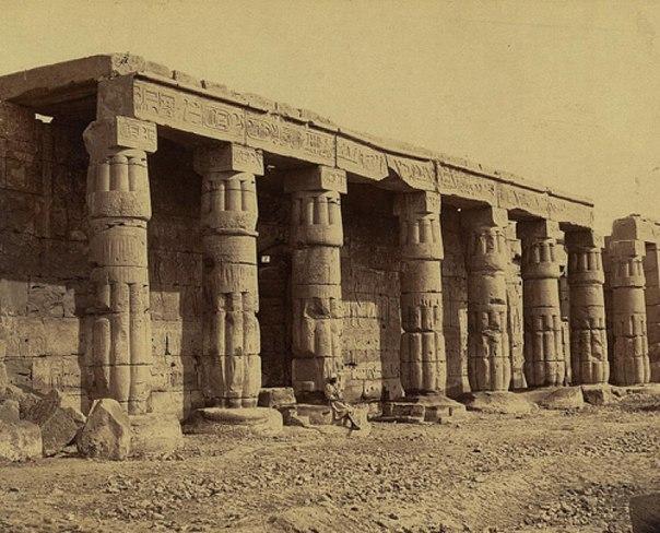 Храм в Абидосе