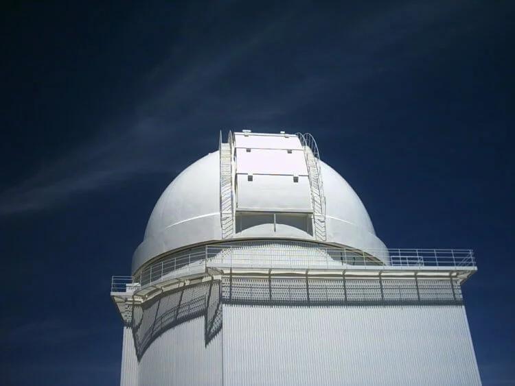 Обсерватория Калар-Альто, Альмерия