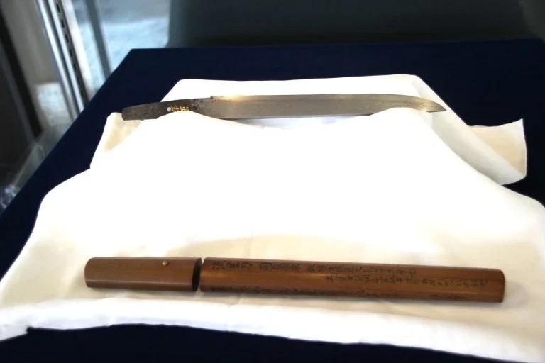 меч из метеорита