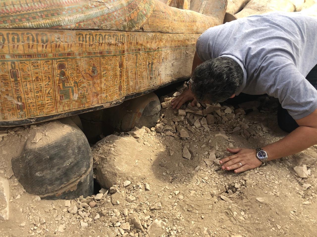 находка археологов