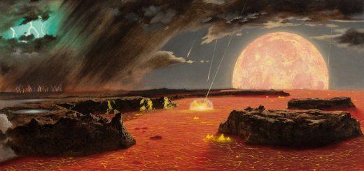 ранняя планета