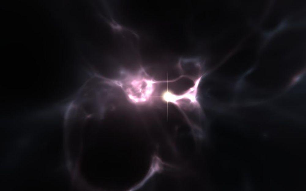 древняя звезда