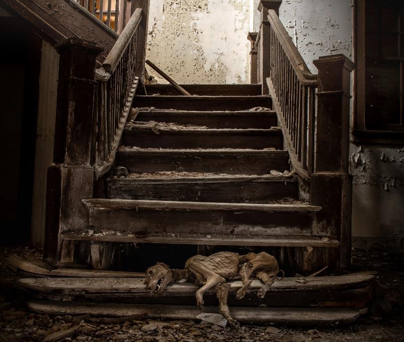Лестница-убийца