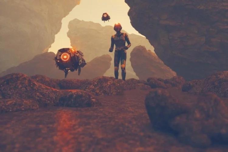 И все же, будущее уже наступило — сегодня Марс — это единственная планета Солнечной системы, которая населена роботами