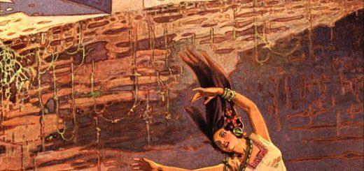 Кровавые ритуалы на пирамидах
