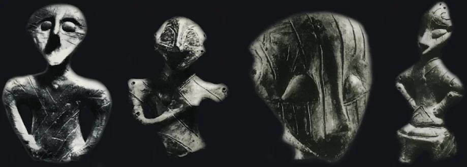 Цивилизация Винча (5 000-3 500 гг. до н. э.)