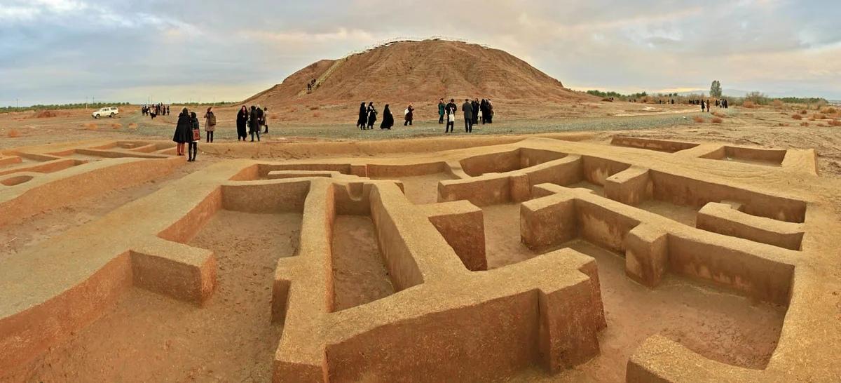 Конар-Сандал (4 500-3 000 гг. до н. э.)