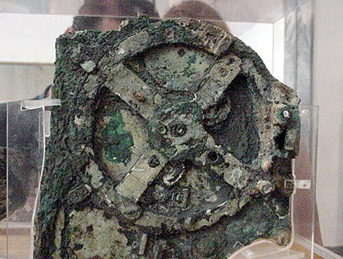механический вычислительный артефакт
