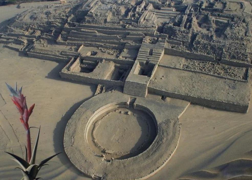 Цивилизация Норте Чико (3 500-1 800 гг. до н. э.)