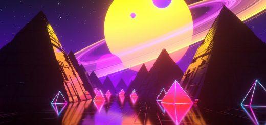 музыка пирамид
