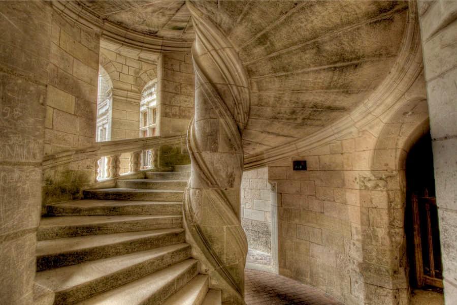 Лестница Леонардо да Винчи