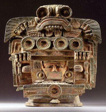 Артефакты цивилизации Теотиуакана
