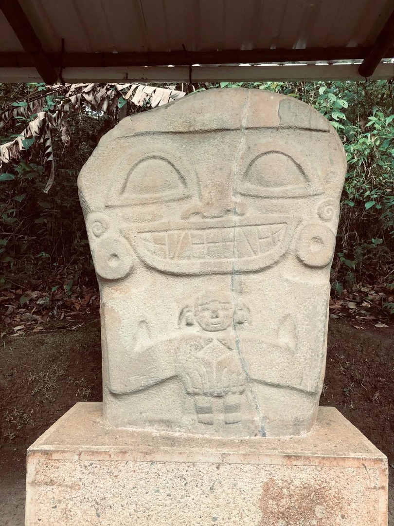 Артефакты неизвестной цивилизации