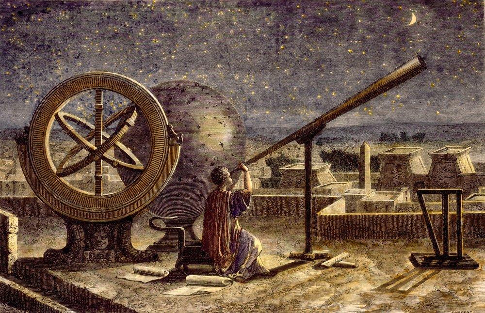 древний астроном