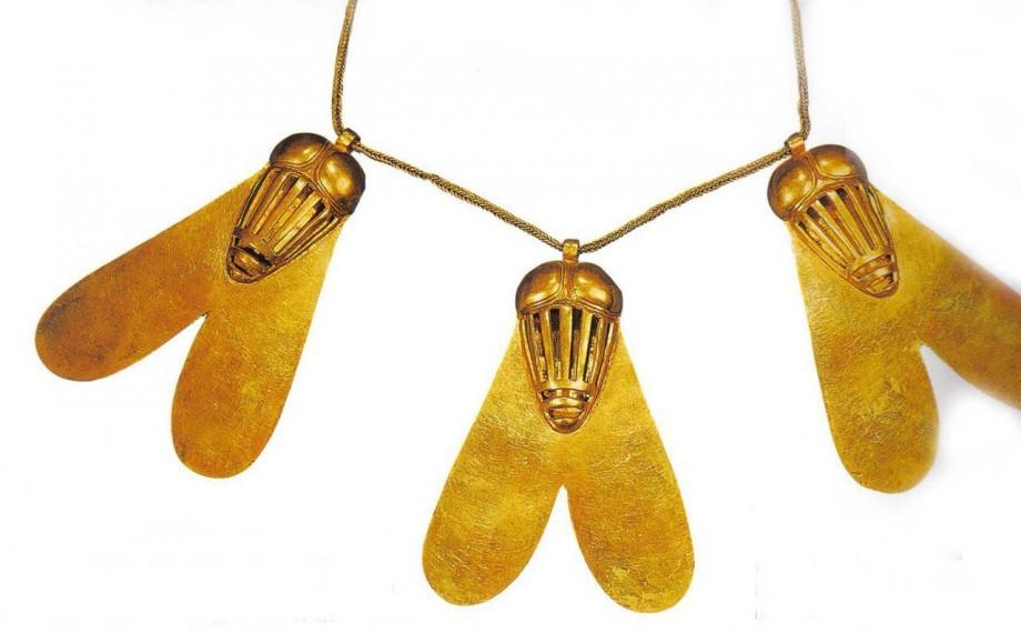 золотые мухи