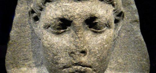 лицо Клеопатры