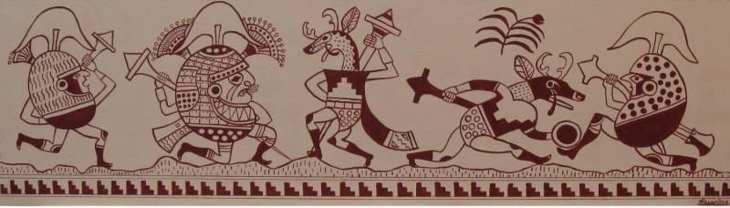 цивилизация Мочика
