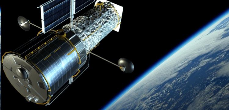 """телескоп """"Хаббл"""""""